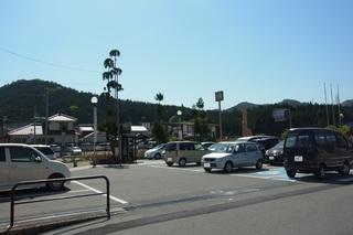 ウッディ京北 駐車場.jpg